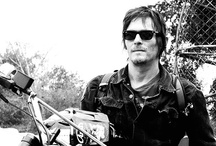 Walking Dead and Daryl Dixon / by Tania