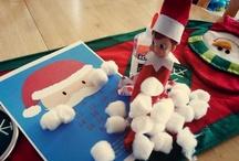 Elf on the Shelf / Elf inspiration! / by Kendyl Snyder