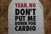 I-I-I-I I Workout / by Katherine Ali Murphy