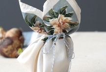 Gift wrapping & Packaging / by Amy McLean Beloved Homemade