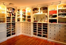 Closet space / by Jacquie Lindsay