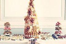 Wedding - Non Traditional Cakes