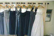 Bridesmaid ideas / by Jacquie Lindsay