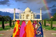 India insperation / by Meaghan L
