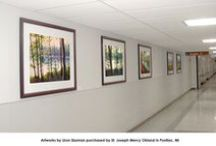 #HealthcareArt #healthcareartconsultant #art #giclee #natureart #inspiration / Seeking remedy for stressed, worried, anxious patients?  Download Liron Sissman Nature Art for Healthcare brochure at: http://www.liron.com/pdf/art_for_healthcare_brochure.pdf Online ordering: http://liron.com/products-page/shop-exclusive-prints/