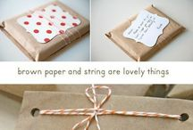 Packaging~ / by Jenny