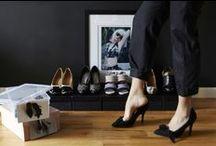 I like shoes....