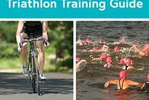 Triathlon Training~ / by Jenny