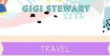 Gigi Stewart Travel / Travel is my passion. Here are the places I go and the (gluten-free) foods I eat along the way.
