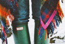 Fall Fashion. / by Hannah Cowart