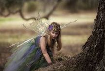 Laura Tallo Photography-  Princess and Fairy Portraits / These are examples of my Fairy Photography!