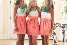 Bridal Party Favorites / Found at Nordstroms great for bridesmaids to wear whatever way they want.