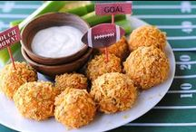 Low-Calorie Tailgate Food & Recipes / Cheering on your favorite team (The Auburn Tigers, obviously) doesn't have to mean heavy, calorie-rich snacks. Check out these lighter versions of all of your favorites! War Eagle!