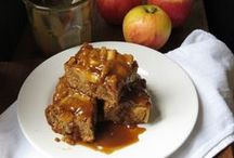 Gluten Free Apple Recipes / All about apples! Gluten-free recipes from Gigi and across the web using fall's favorite fruit. / by Gluten Free Gigi, LLC