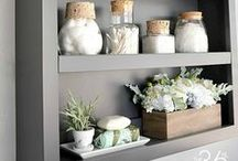 DIY: Indoor Furniture/Kitchen / by Kori Schmieding
