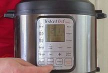 Instant Pot Electric Pressure Cooker Recipes / Recipes for your electric pressure cooker, my new favorite kitchen appliance.  Faster than a slow cooker, healthier than a microwave, uses less energy and heat than the oven.... what's not to love?