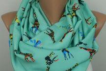 ScarfCluB Fashion Scarves