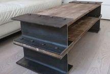 Meubles DIY / Modèles de meubles à fabriquer avec des matériaux recyclés