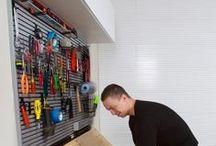 Aménagement garage / Idées d'aménagement de garage