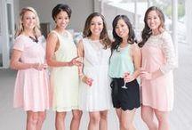 Bridesmaid Luncheon Inspiration | AMP