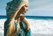 Resort 2016 Editorial / Location: Los Angeles, California // Photography: JR Mankoff // Models: Kirsty Hume + Aleksandra R