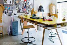 WorkSpace / Workspace decoration and inspiration / by Marthita Glam