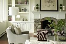 Formal Living Room / by Stephanie