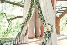 Decor / inspiration for wedding decor / by Sara Roeder