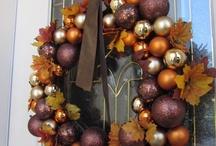 Thanksgiving and Fall / by Lara Lang-Tribula