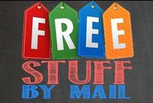 Free Stuff by Mail / Freebies you can order! / by Julie's Freebies