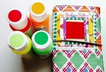 Handmade Journals / I love creating handmade Quiltdoris which are Midori Travelers' Notebooks made out of Vintage Quilts.  I love all sorts of other journals as well.  Here are some that have inspired me, and some of my own! www.handmadeu.com