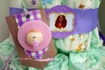 Baby Shower Temáticos - Themes.  / Diferentes temáticas para festejar el BABY SHOWER #babyshower
