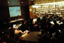 La libreria / Incontri, degustazioni, temporary-shop e presentazioni di libri. Nello Spazio Forum di Via Bocconi 8 c'è spazio per le idee!