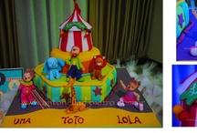 Circus party. Fiesta del gran circo / Ideas, tips, imagenes para inspirarse para su Fiesta de Circo. Cumpleaños. Birthday. Circus party