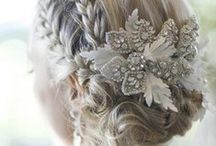 Wedding Hair / by Carolyn Herman