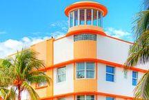 Miami Beach Art Deco Architecture / Miami Beach Art Deco Architecture