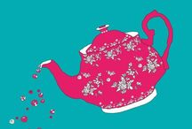 Here's my lil Teapot~time for tea.. / by Laura Lizcano