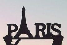 Paris, J'adore! / Paris, France, Eiffel Tower