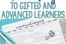 Teaching Gifted Children   Best Practice Ideas, Resources, Tips, and Tricks for Teaching the Gifted / gifted education   gifted children   talent development   gifted traits   teaching gifted students   teaching ideas for gifted students