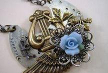 Neo Victorian Jewelry