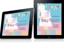 Libro Baby Shower - Baby Shower Book / Primer libro de Baby Shower en Argentina. Mi primer libro con miles de detalles, fotos, tendencia, ideas y real parties. #babyshowerbook