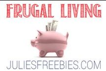 Frugal Living Tips / by Julie's Freebies