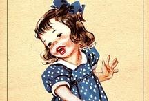 Vintage Greeting. Cards / by Susan Girot