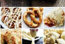 Breads, Pastries, Cakes, Pies / by Stephanie