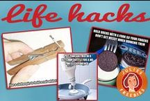 Lifehacks / by Julie's Freebies