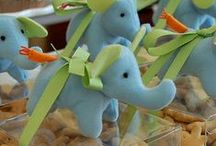PARTY ON: elephants / by Tiffany Benson <PaperLaneDesign>