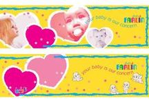 Baby Kish / Corporation Design for the company of baby's products