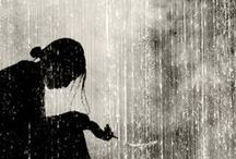 Under the rain / Great images under the rain