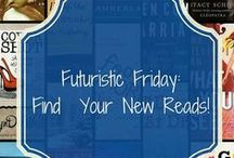 Futuristic Friday- hosted by Traveling With T & Doing Dewey / Futuristic Friday- Books that I (Traveling With T) and Katie (Doing Dewey) are jumping up and down and counting down the days till their release!