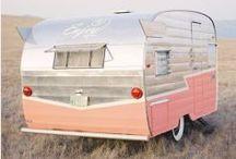 Vintage trailer love  / by Sara Roeder